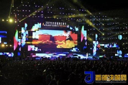 首届中国・府谷海红果节暨金属镁产业高峰论坛开幕