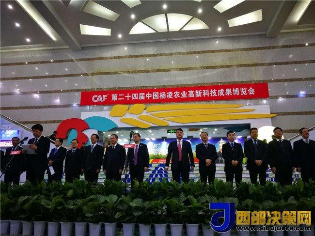 第二十四届中国杨凌农业高新科技成果博览会成果公告