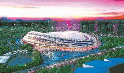 北京冬奥场馆全面开工