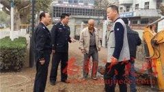 铜川交警二大队成功处置一起天然气泄漏事故
