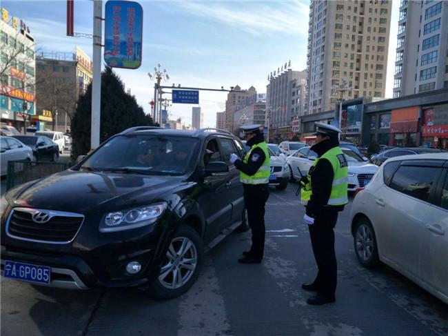 """靖边缉查布控显神通  955辆""""问题""""车""""落网"""""""