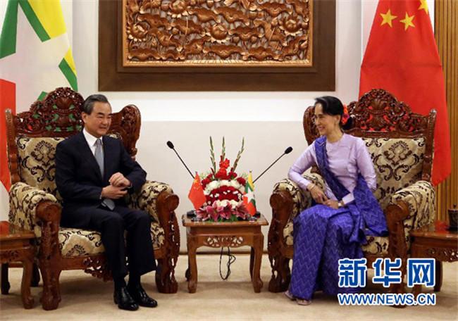 中方提出三阶段解决缅甸若开邦问题设想