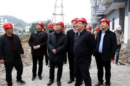 陈少荣在思南调研强调 抢抓机遇促发展 主动作为抓落实