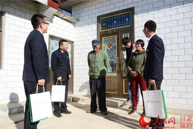 安家寺里可安家――邮储银行金融支持庆城群众安居工程