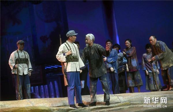 中国国家话剧院庆祝组建16周年2017