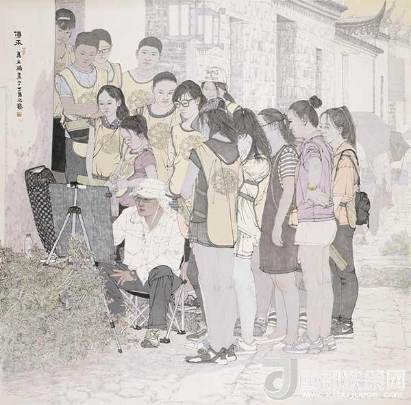 高立鹏-传承-山东