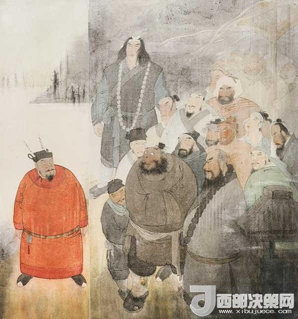 蒋文平-议招安-河北