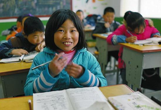 陕西全力推进义务教育均衡发展