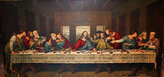 《最后的晚餐》为何是杰作