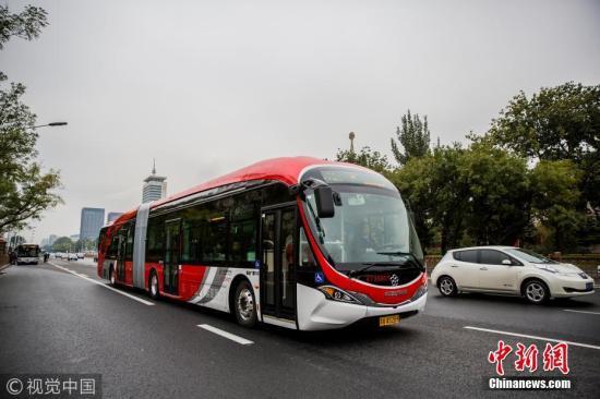 七部门:2020年这类城市新增公交车全部低地板化