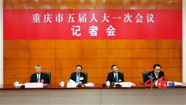 """重庆市人大代表建言献策""""高质量""""发展"""
