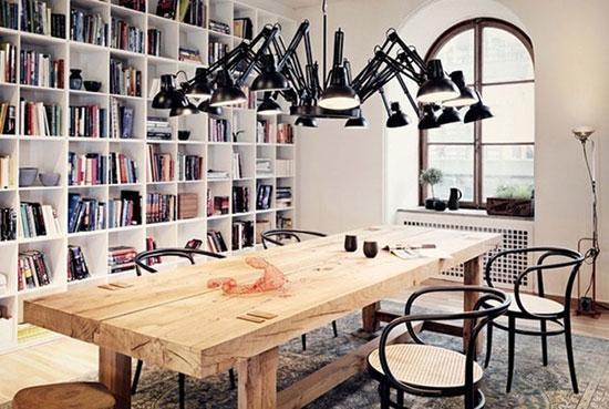 书香满屋 家里一定要有一间书房