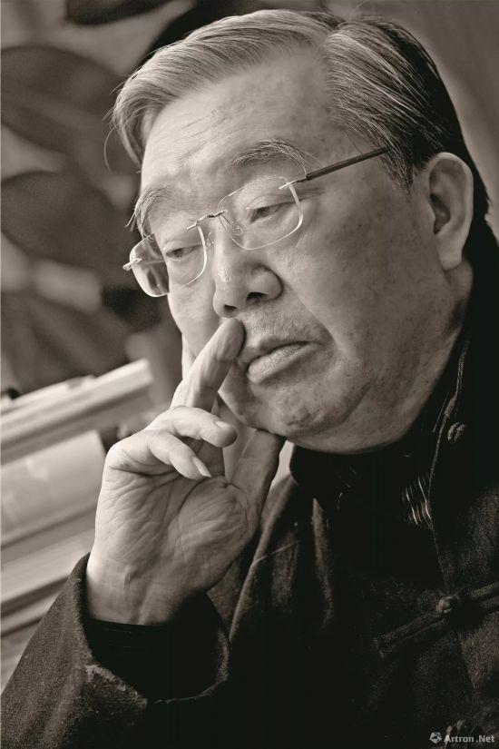 袁运甫先生和他的学生们  杨晓萌