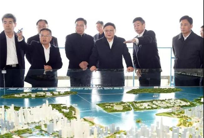 """深圳市委书记市长节后第一天调研前海:打造""""特区中的"""