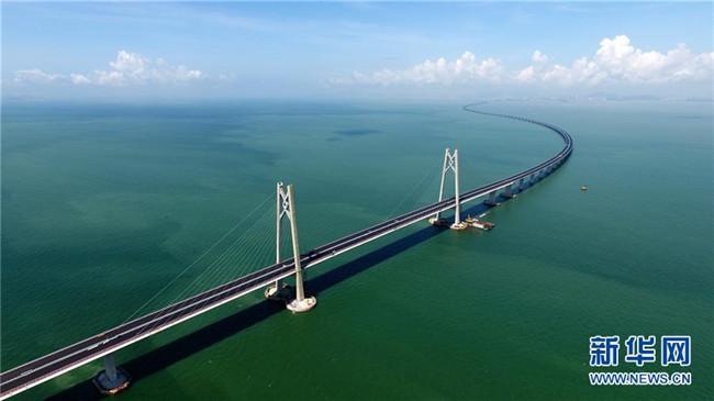工程科技全面突破铸就精品大国工程――港珠澳大桥的科
