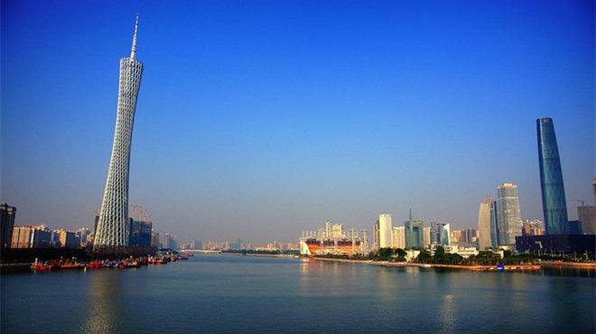 广州城市总体规划草案公示 2020年后新增建设用地逐步