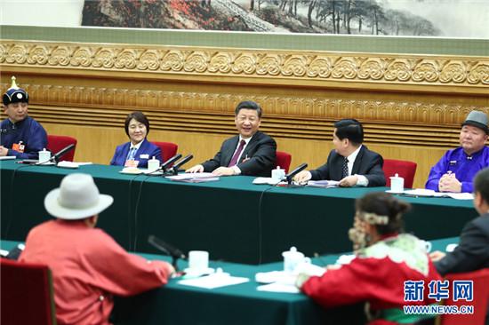 习近平为什么在内蒙古参选人大代表?听听他本人怎么说