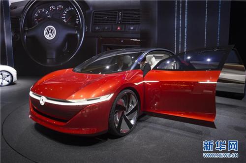 众多新车亮相日内瓦国际车展