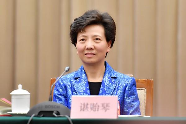 谌贻琴代表:贵州大生态战略铺就绿色发展新路