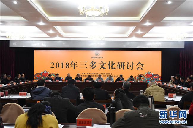云南丽江举行三多文化研讨会 专家学者建言献策