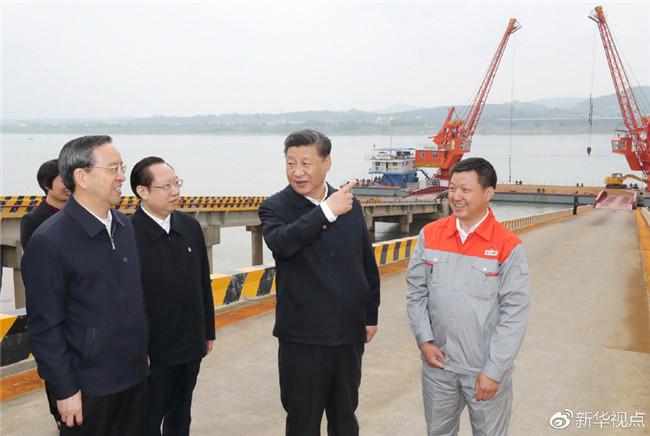 习近平:大国重器必须掌握在我们自己