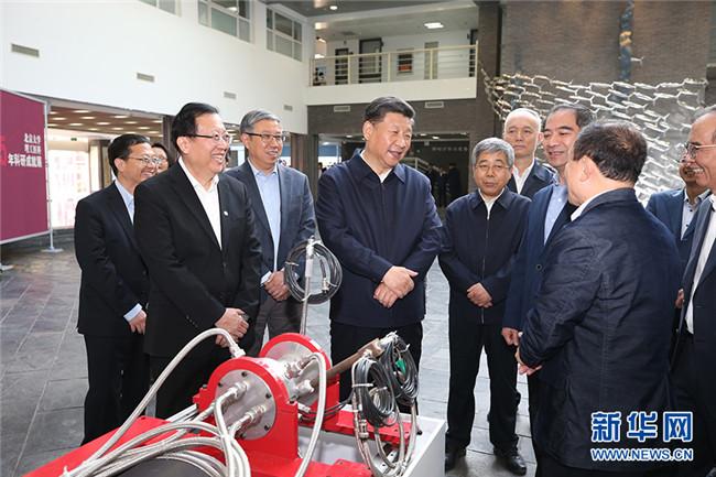 习近平:努力建设中国特色世界一流大