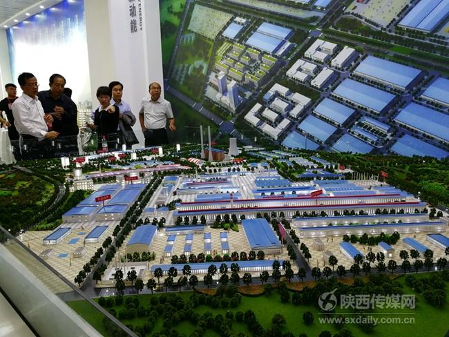 丝博会陕西重点推介项目430个 总投资1.02万亿