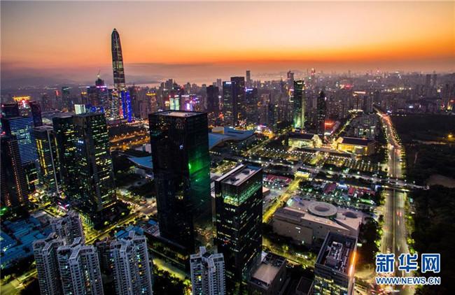从追赶时代到引领时代――从深圳发展奇迹看中国改革