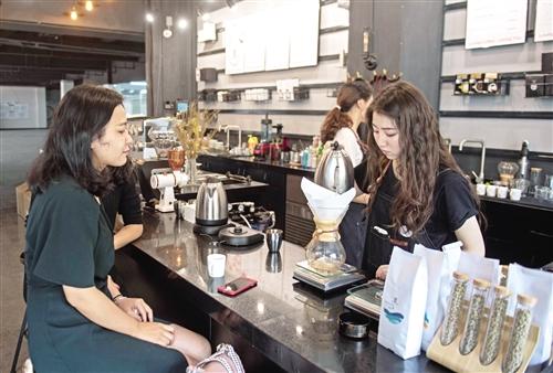 新老品牌齐发力 本土咖啡能否搅动垄断市场