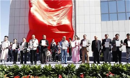 全国首个陕北民歌博物馆开馆