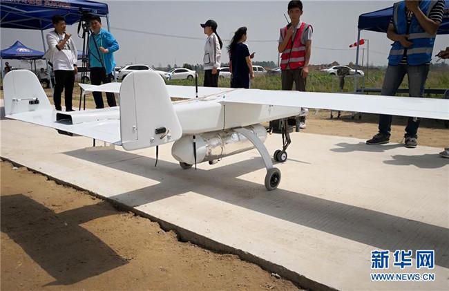 测量大气信息:我国完成无人机机载下投探空系统试验