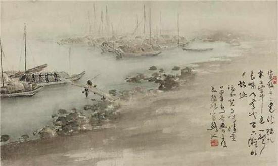 高剑父中国画部分作品网上展厅