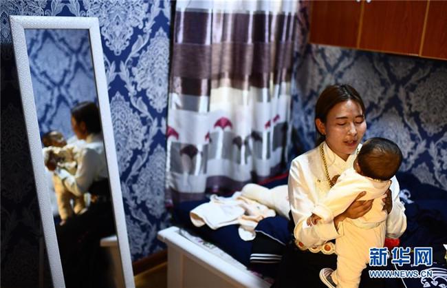 青海河南:脱贫牧民的新生活
