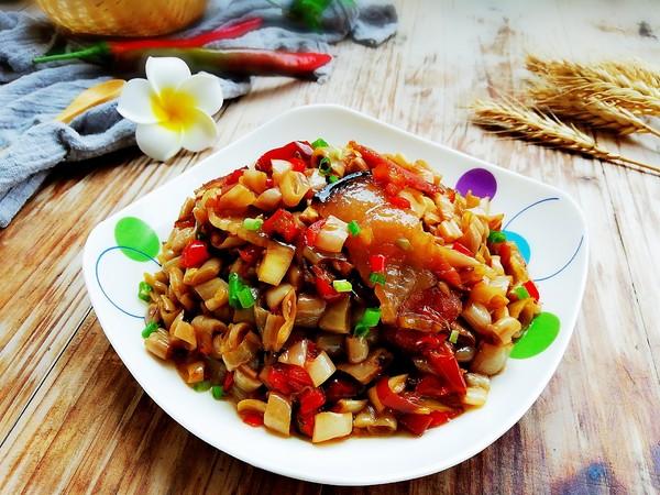 腊肉炒酸四季豆的做法