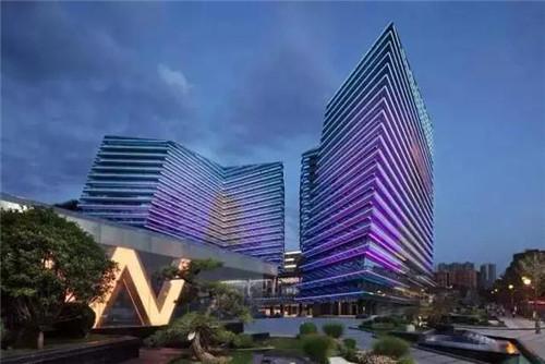 西安新城市坐标:西商大会主会场,全景揭秘