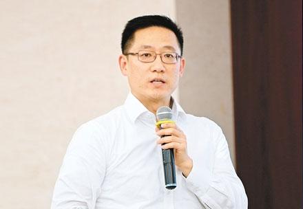 访药明康德高级副总裁刘釜均
