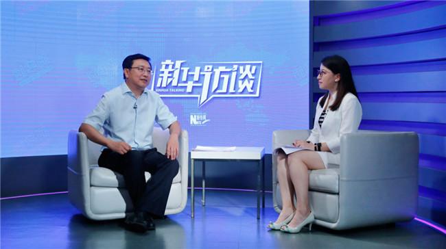 徐大庆:充分发挥党建领航作用 助推企业快速发展