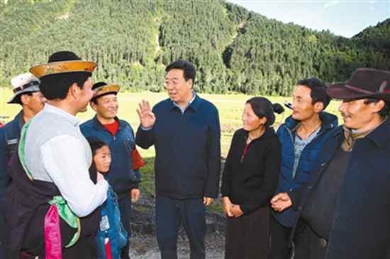 吴英杰:永远把人民对美好生活的向往作为奋斗目标