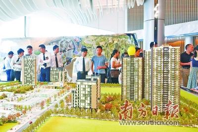 7月东莞楼市供需低迷 房价保持平稳走势