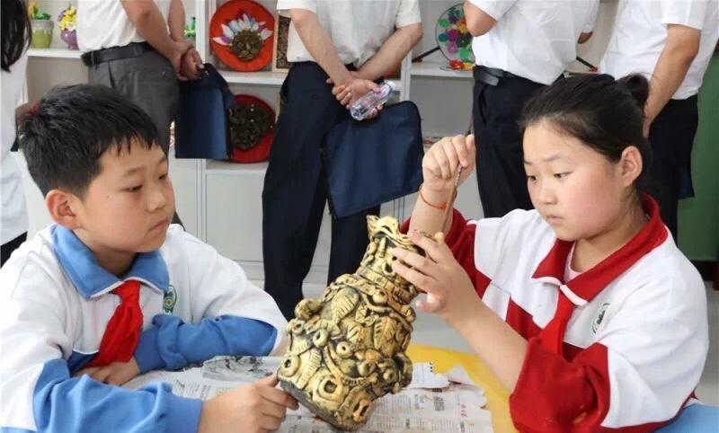 改革开放40周年 榆林市榆阳区教育事业迈上新台阶