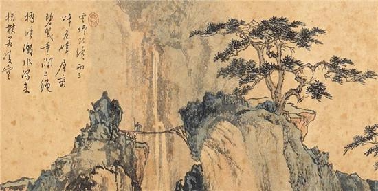 傅心畲中国画作品网上展厅
