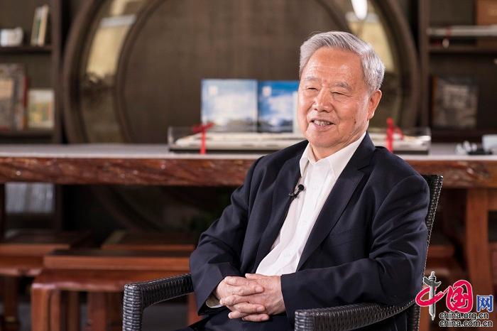 傅志寰:中国高铁是坚持自主创新的成果