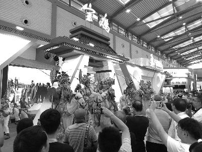 """<strong>文化产业发展的""""西""""引力--第九届中国西部文化产业博</strong>"""