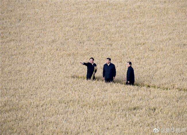 习近平在黑龙江考察