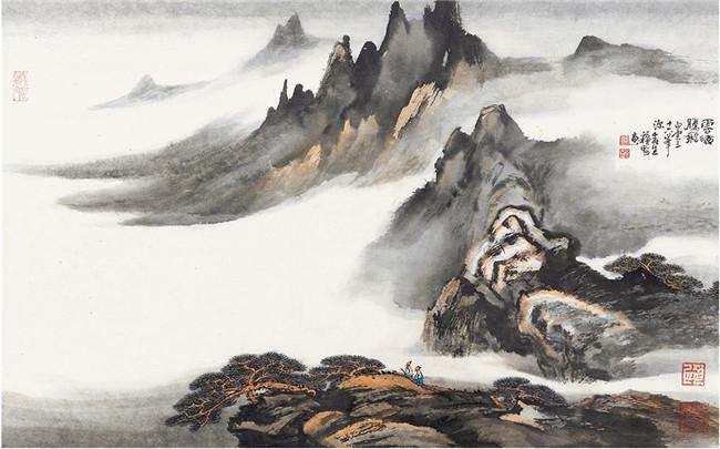 苏春生中国画