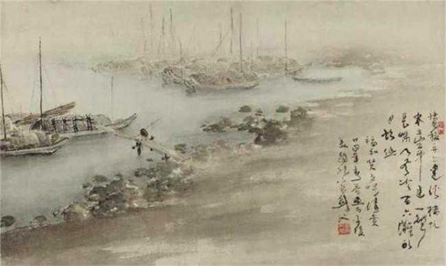 高剑父中国画作品