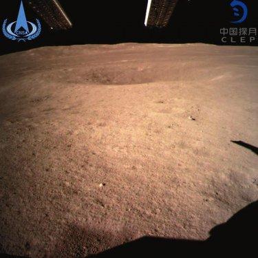 陕西科技助力人类探测器首次月球背面软着陆