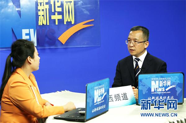 李建义:发展会展产业 让丝博会为全国经济服务