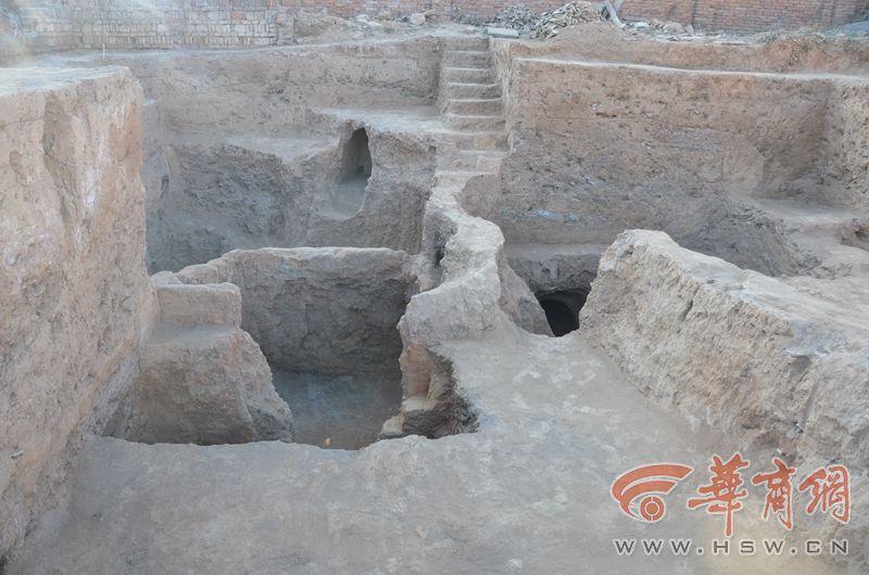 陕西考古公布重大考古发现:富平银沟遗址为唐宋县城所在地【5】