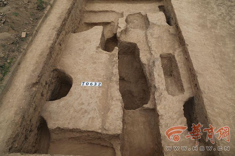 陕西考古公布重大考古发现:富平银沟遗址为唐宋县城所在地